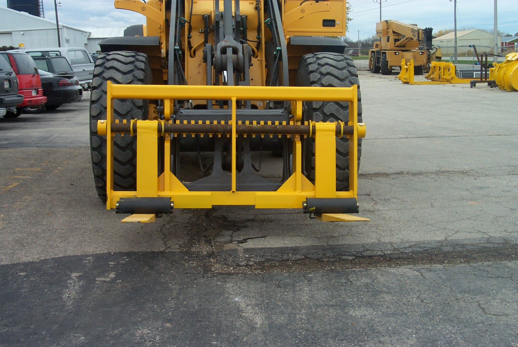 Side Bumpers (3)