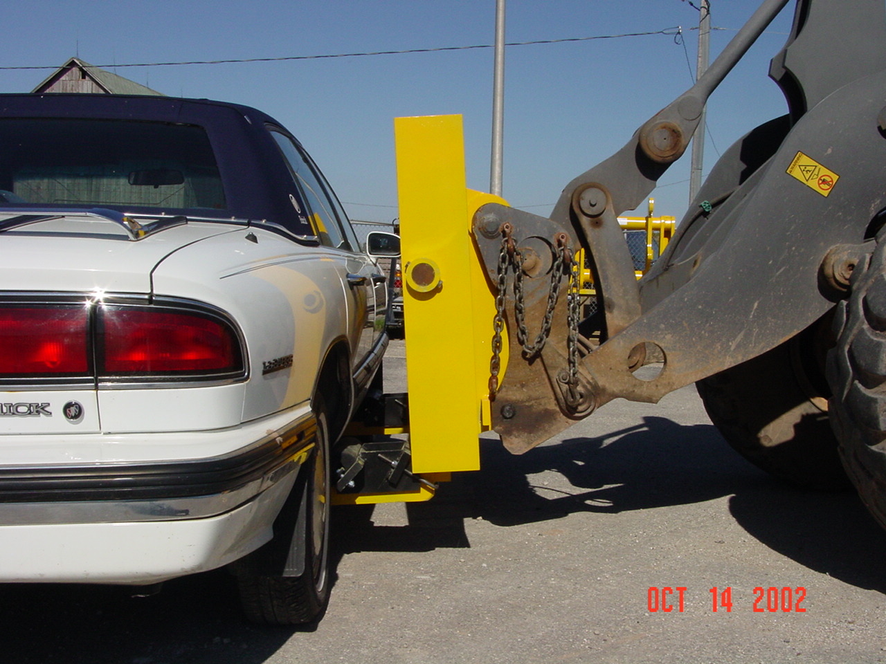 Side Bumpers (4)