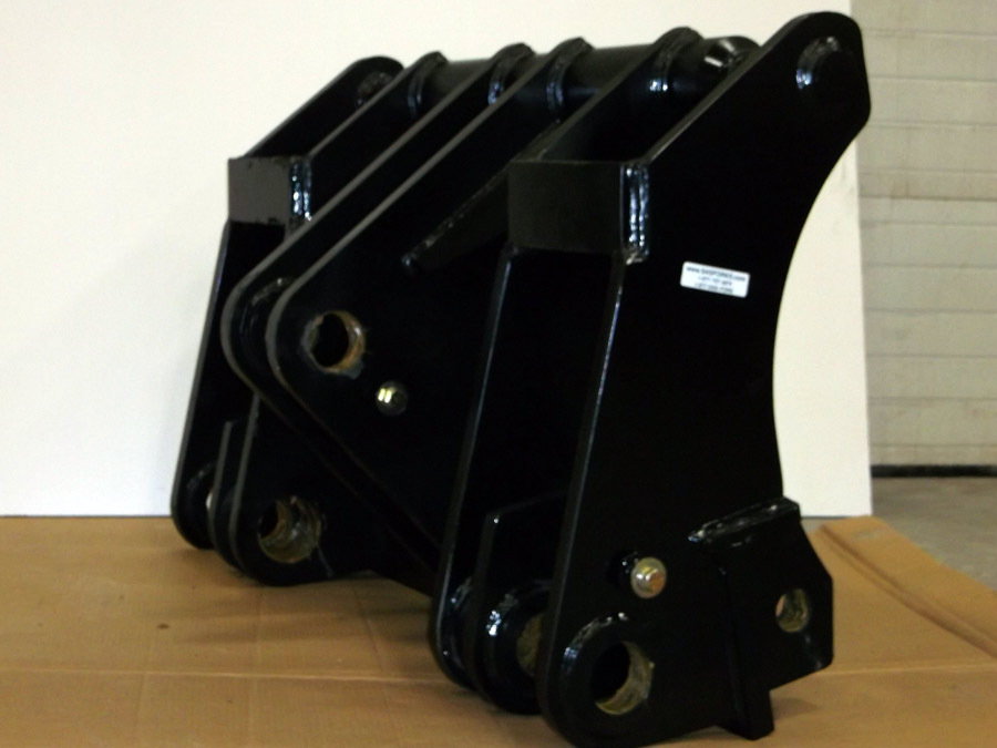Quick Coupler Wheel Loader Attachments- SAS Forks