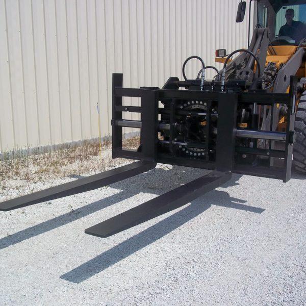Forklift Ultimate Adjustable Forks - SAS Forks