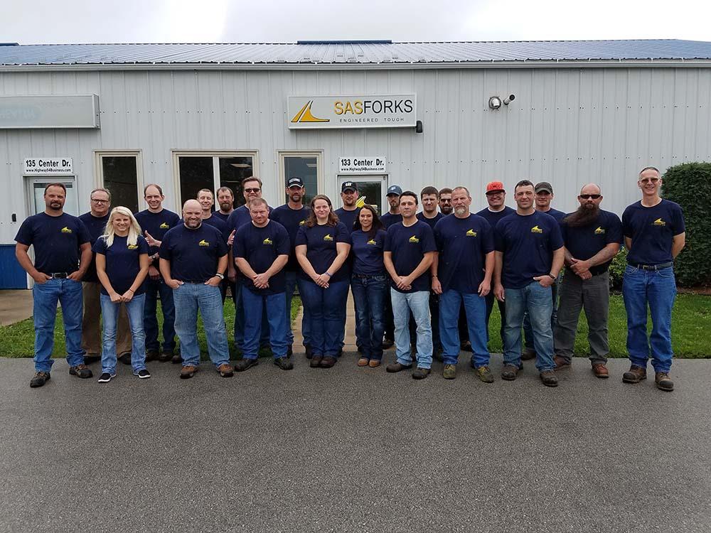 SAS Forks Team