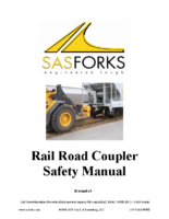 Rail Road Coupler V4