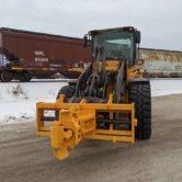 Railcar Moving Coupler